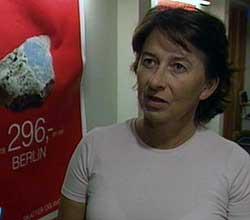 Informasjonssjef i Norwegian, Anne Grete Ellingsen. Foto: Tore Linnerud/NRK