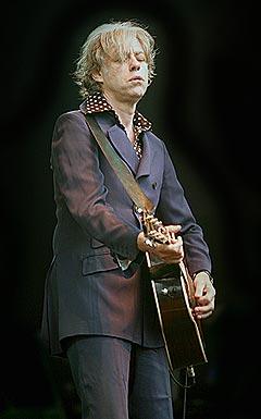 Sir Bob Geldof på Hell Music Festival. Foto: Arne Kristian Gansmo, NRK.