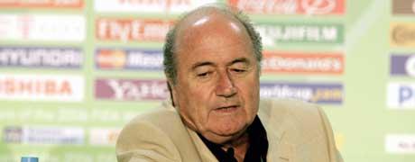 Sepp Blatter (Foto: AP / SCANPIX)