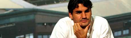 Federer. (foto: AP / SCANPIX)
