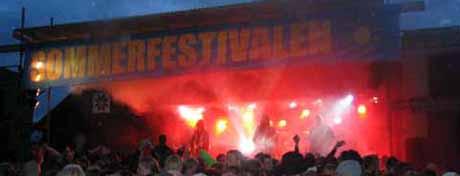 Sommerfestivalen. Foto: www.sommerfestivalen.no