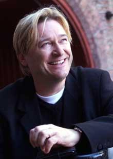 I 1988 var Jørn Hoel mektig populær med låten «Det e' sant». (Foto: SCANPIX)