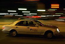 - Man bør få danseparteneren inn i en taxi så fort som mulig, sier Sigurd Sollien. Foto: Jarl Fr. Erichsen / SCANPIX