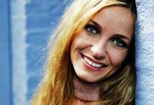 Liv Marit Wedvik forteller om usynlige soner på dansegolvet. Foto: SCANPIX
