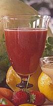 Forsøkspersonene drakk et stort glass saft fra granatepler hver dag. Foto: frukt.no