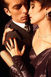 Per Tore Granrusten hevder han ofte ser hvem som blir par på dansekurs allerede første kvelden. Illustrasjonsfoto: Cornelius Poppe, SCANPIX