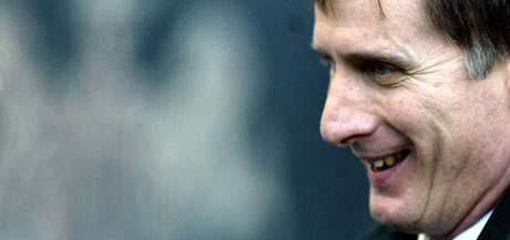Newcastle-manager Glenn Roeder. (Foto: SCANPIX)