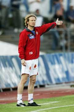 Ivar Morten Normark (Foto: Erlend Aas / SCANPIX)