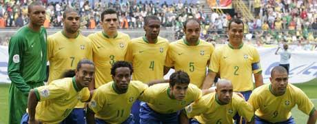 Brasil (Foto: AP / SCANPIX)