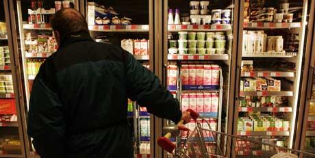 De fleste matvarer testes ut på et forbrukerpanel før de sendes ut på markedet. (Foto: SCANPIX)