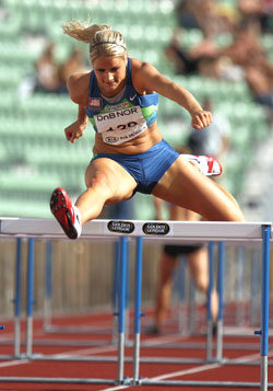 Christina Vukicevic. (Foto: Erlend Aas/ SCANPIX)