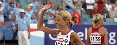 Susanne Wigene (Foto: Cornelius Poppe / SCANPIX)