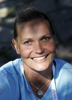 Grete Etholm Snyder (Foto: Cornelius Poppe / SCANPIX)