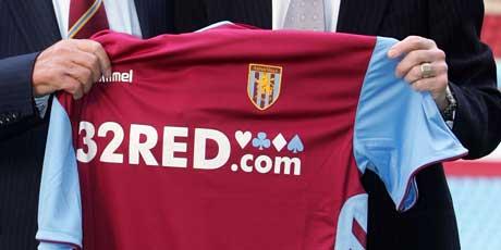 Aston Villa (Foto: AFP / SCANPIX)