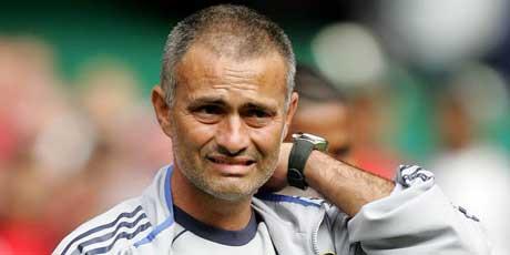 Jose Mourinho (Foto: REUTERS / SCANPIX)