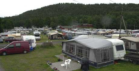 Ikke lenger «harry» å dra på campingferie. (Foto: SCANPIX)