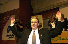 Terje Søviknes ble i dag nominert på førsteplass på stortingsvalglisten til Hordaland Frp. (Foto: Scanpix)