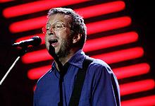 Eric Clapton. Foto: Erlend Aas / SCANPIX
