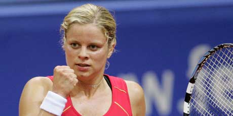Kim Clijsters (Foto: AFP / SCANPIX)
