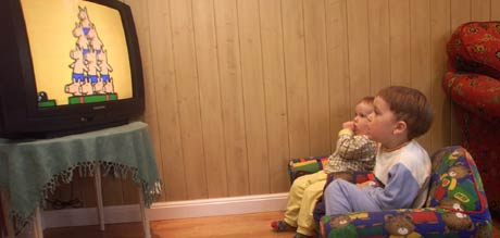 Disney Channel utforderer NRK og TV 2. Det er synd mener barneforskere. Foto: Scanpix