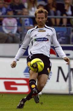 Christer Basma vil konsentrere seg om Rosenborg fremover. (Foto Sara Johannessen / SCANPIX)