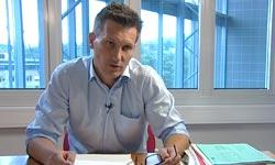 De første klagene på Elitele har allerede nådd Forbrukerombud Bjørn Erik Thon. Foto: NRK/FBI