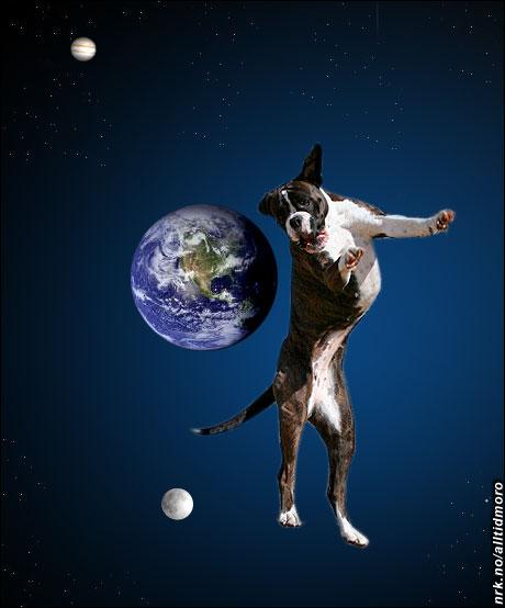 Pluto er ikke lenger en planet, meldte forskerne denne uken. Passopp, som er Plutos onkel, er nå observert på vei til jorden for å prøve å få beslutningen omgjort. (Alltid Moro)