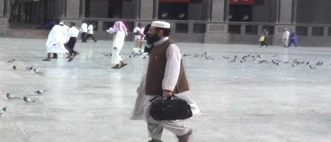 Utgangspunktet for å lage dokumnetaren «Imamen» var at vi ville forsøke å forstå islam litt bedre. Zulqarnain Sakandar Madni er en av Norges yngste imamer. Foto: NRK/Brennpunkt