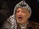 Yasir Arafat strammer grepet.