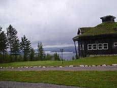 Velvære i naturskjønne omgivelser. Foto Ragnhild Silkebækken.