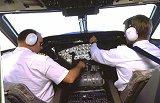 Cockpit - Dash 8