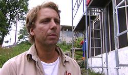 Prosjektleder Roar Hansen.