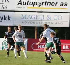 HamKams målscorere Espen Olsen og Markus Ringberg ( Foto: Morten Aamot Kristiansen / SCANPIX )