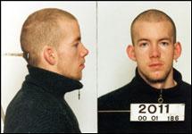 Også Joe Erling Jahr (23) ble funnet skyldige i forsettlig drap. (Arkivfoto: Politiet)