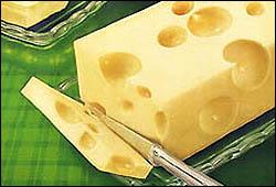 Ost og andre melkeprodukter inneholder mye kalsium. Foto: Getty Images