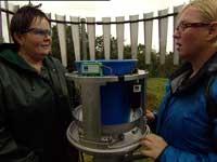 10 liter i vannbøtta siden mars