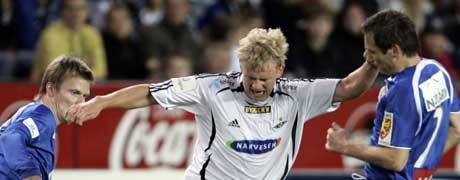 Steffen Iversen (Foto: Gorm Kallestad / SCANPIX)
