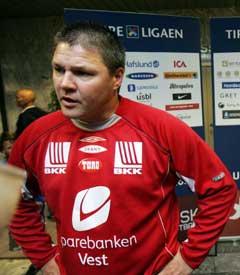 Mons Ivar Mjelde (Foto: Lise Åserud / SCANPIX)