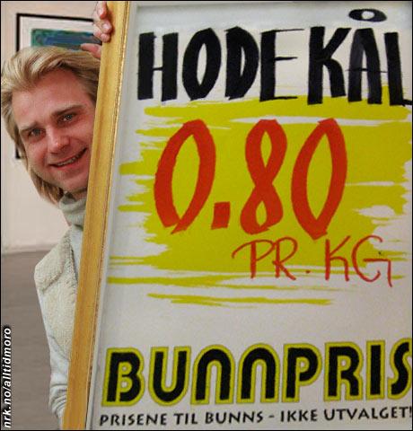 Vebjørn Sands nyeste bilder har måttet tåle kritikk for å gå vel langt i retning av det kommersielle. (Alltid Moro)