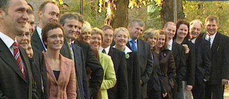 Er den rødgrønne regjering en suksess? Ring Rett på i NRK P1 fredag! Foto: NRK