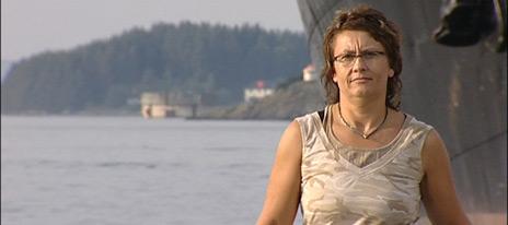 Etter tøffe år takler Agathe Svela livet igjen.