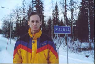 Mikael Niemi. Foto: Scanpix
