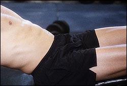 Det er viktig å legge inn økter med styrketrening. Foto: Getty Images