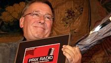 Vidar Lønn-Arnesen vant hedersprisen på Prix Radio 2006.