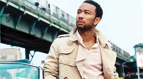 John Legend er ute med ny plate. Foto: Sony/BMG