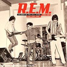 """Dobbel utgave av R.E.M.-samlingen """"And I Feel Fine ... The Best of the I.R.S. Years"""""""