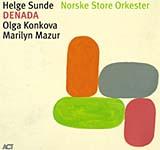Helge Sunde Norske Store Orkester Denada ACT 9805-2