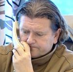 Gunnar Domstein. Foto: Steinar Lote, NRK