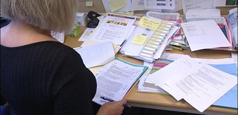 Alle sykehistoriene gjennomgår en grundig granskning før de havner i registeret.