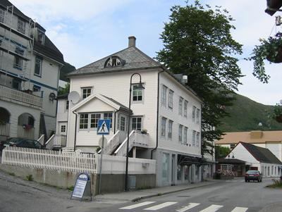 Sundehuset i Gate 1. Foto: Ottar Starheim